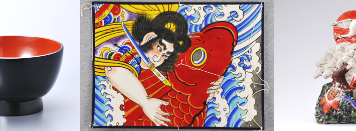 """Putujuća izložba Japanske fondacije """"Prelijepe rukotvorine Tohokua, Japan"""""""