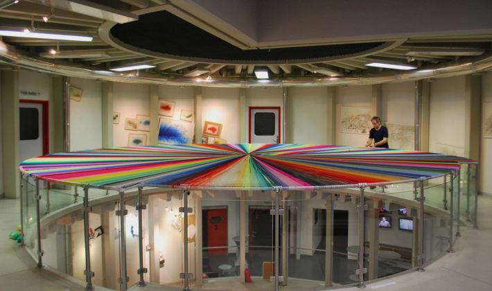 U Zvonu otvaranje izložbe austrijskog umjetnika Rafeta Jonuzija