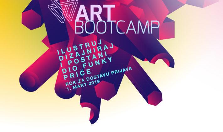 Počele prijave za Art Bootcamp