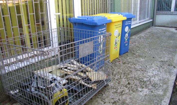 Nove lokacije kontejnera za e-otpad