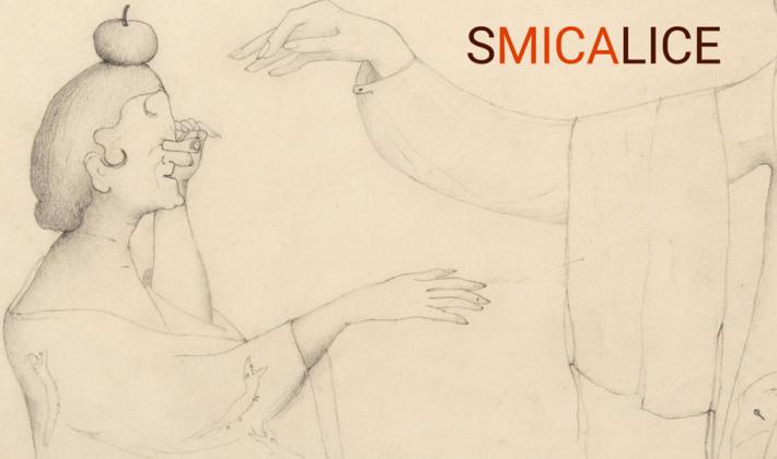 Crteži Mice Todorović u Umjetničkoj galeriji
