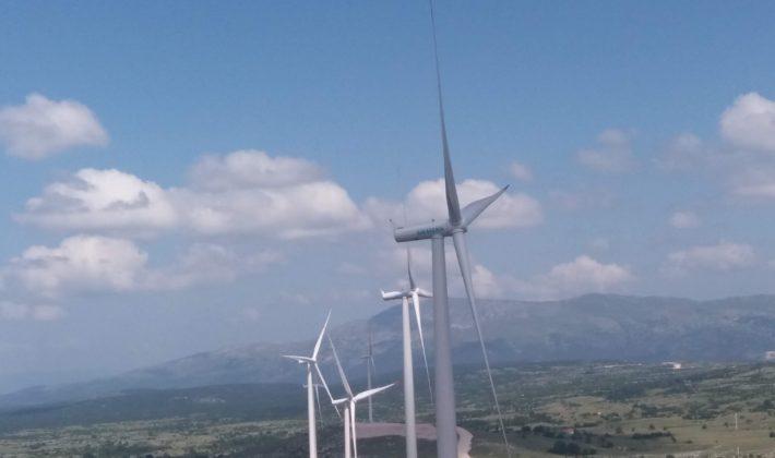 Vjetroelektrana Mesihovina, čista i obnovljiva energija