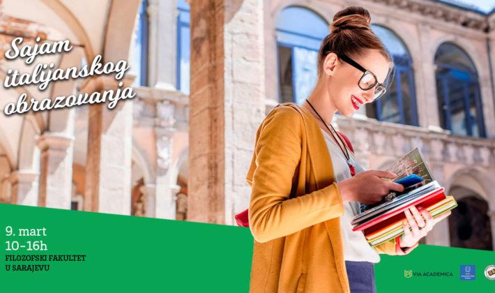 Prvi Sajam italijanskih Univerziteta u Bosni i Hercegovini