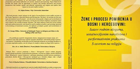 """Promocija publikacije """"Žene i procesi pomirenja u BiH"""""""