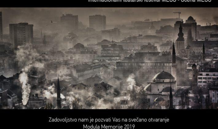 Svečano otvaranje Modula Memorije 2019 i dodjela nagrade fotografu Milomiru Kovačeviću Strašnom