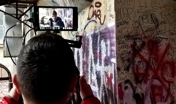 """Kratki film """"Fuga"""" – tumač postratne realnosti"""