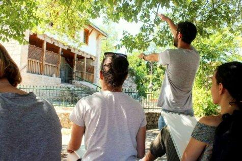 Počela prva međunarodna ljetna škola u Stocu