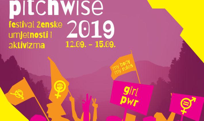 14. PitchWise – festival ženske umjetnosti i aktivizma BiH 2019!