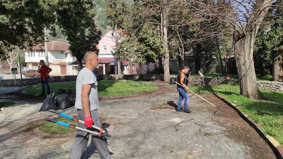 Eko HUB BLAGAJ/Novi Val održao drugu akciju čišćenja na području lokalne
