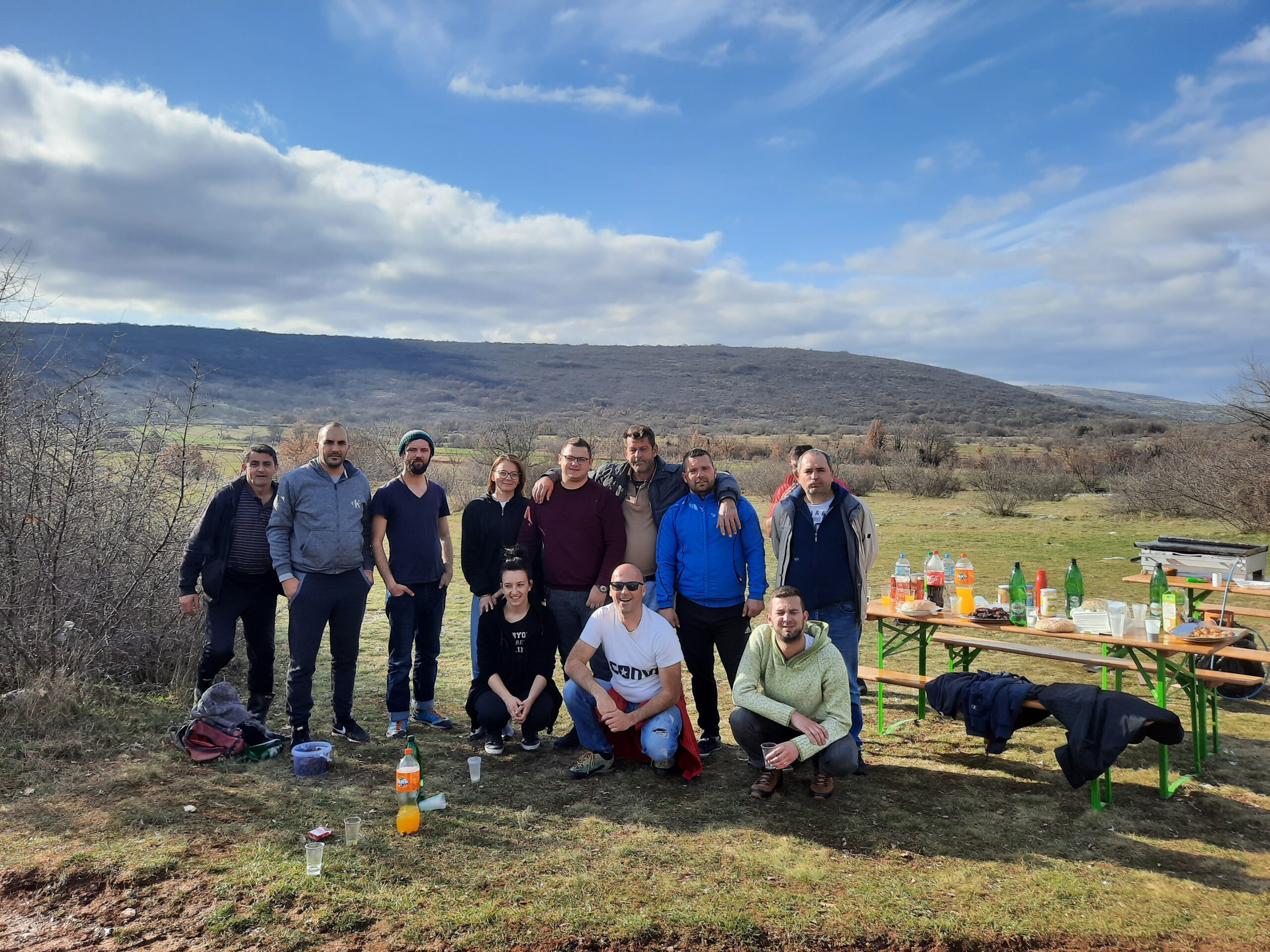 Eko Hub Blagaj: Akcija čišćenja u Ljubinju
