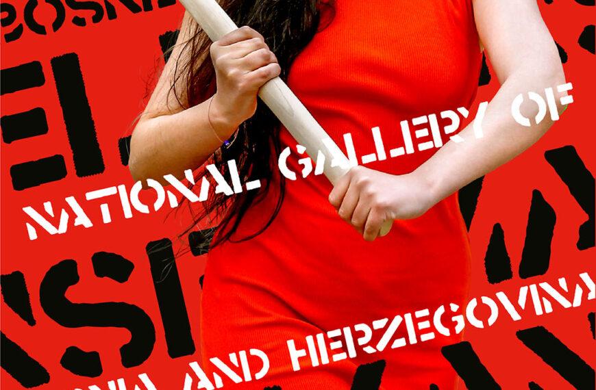 Samostalna izložba Selme Selman u Umjetničkoj galeriji Bosne i Hercegovine