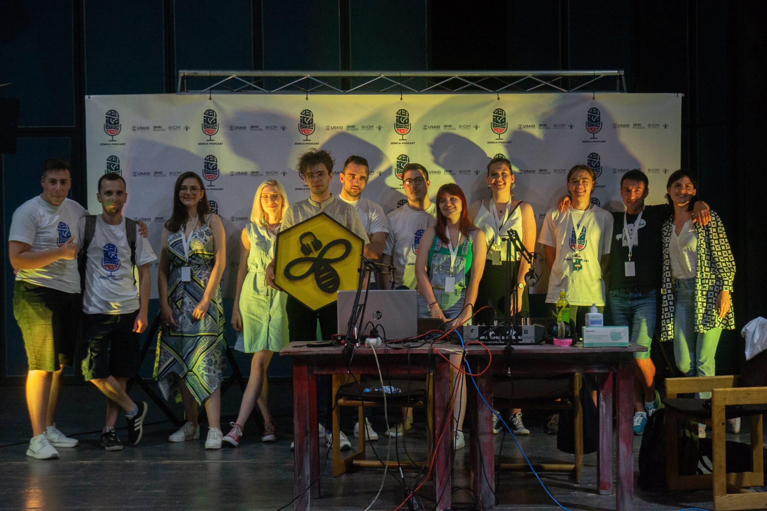 Održan Zenica Podcast Fest