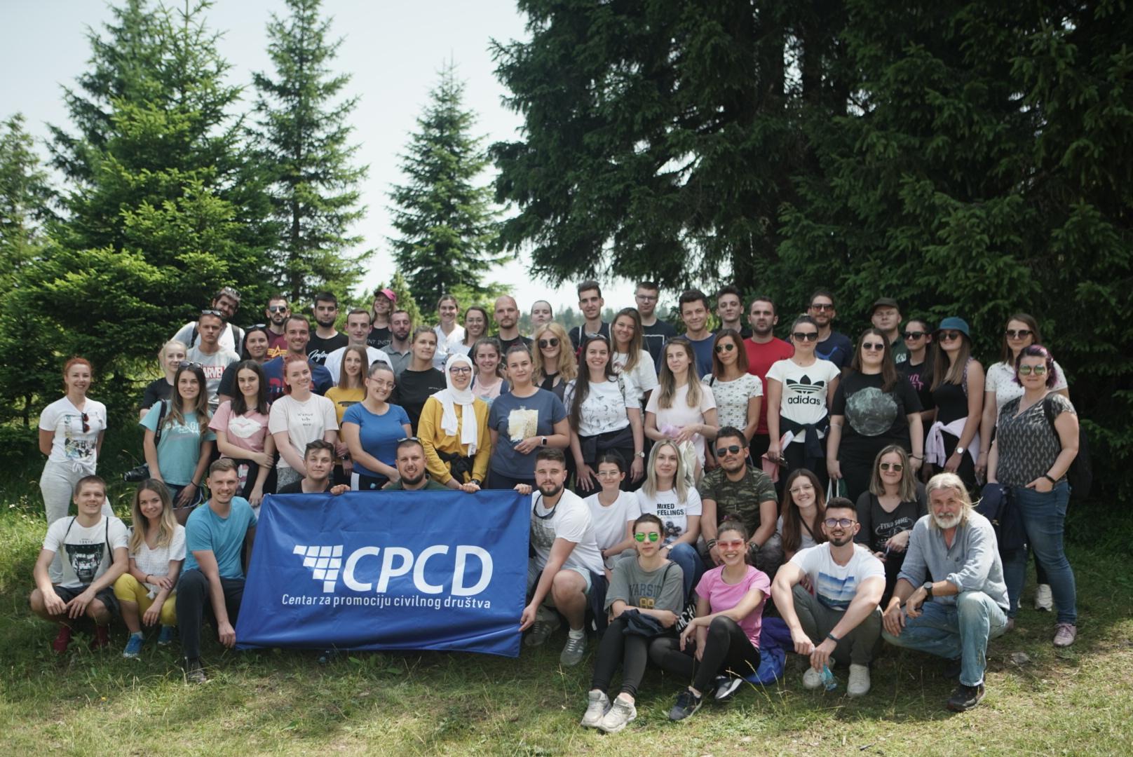 Misli o prirodi!: Ljetni eko kamp okupio oko 60 mladih iz cijele BiH