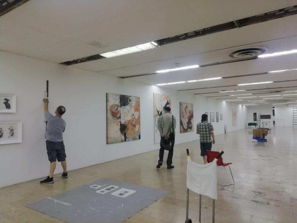 "Collegium artisticum: EMIR OSMIĆ i MLADEN ŠTRBAC – Otvorenje izložbe ""ULICA"""